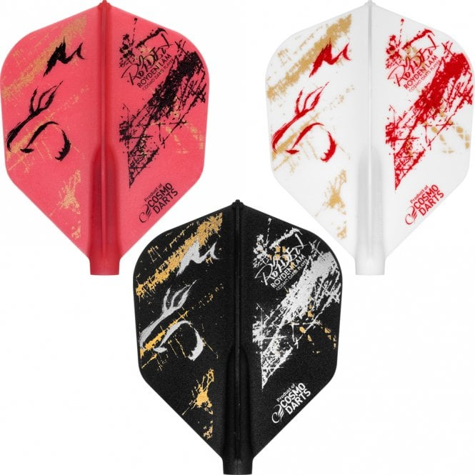 Cosmo Darts Cosmo Fit Flight - Player - Shape - Mixed - Royden Lam 3